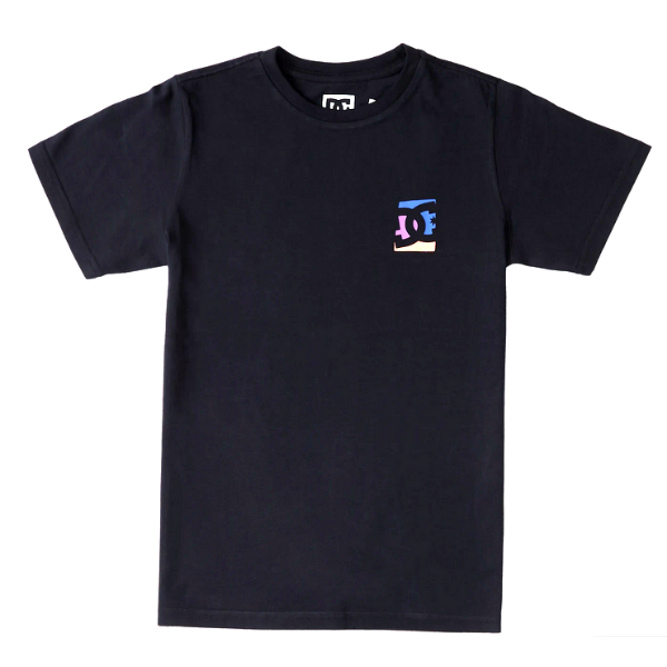 DC - Colour Blocks Tee (Black)