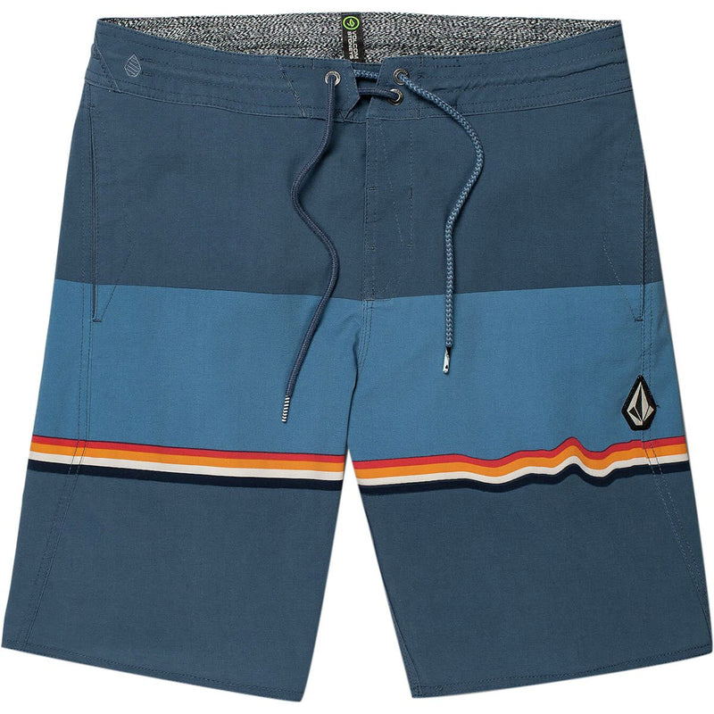 Volvom - Quarta Stoney Boardshorts (Blue Rinse)