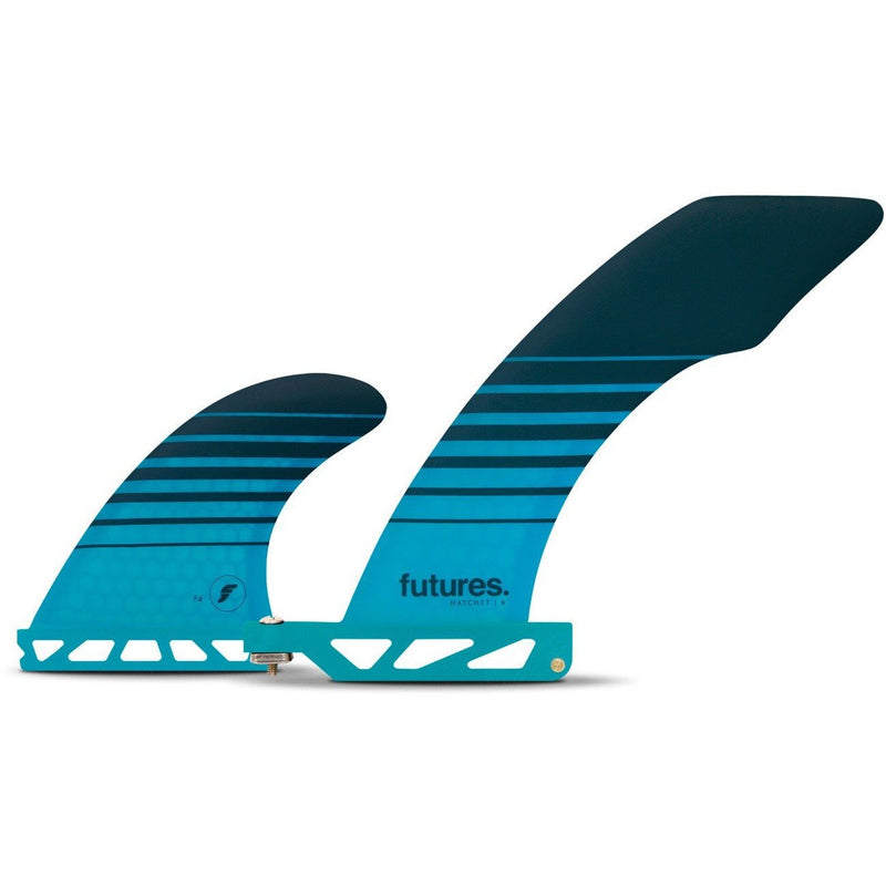 Futures - Hatchet 2+1 (Teal)