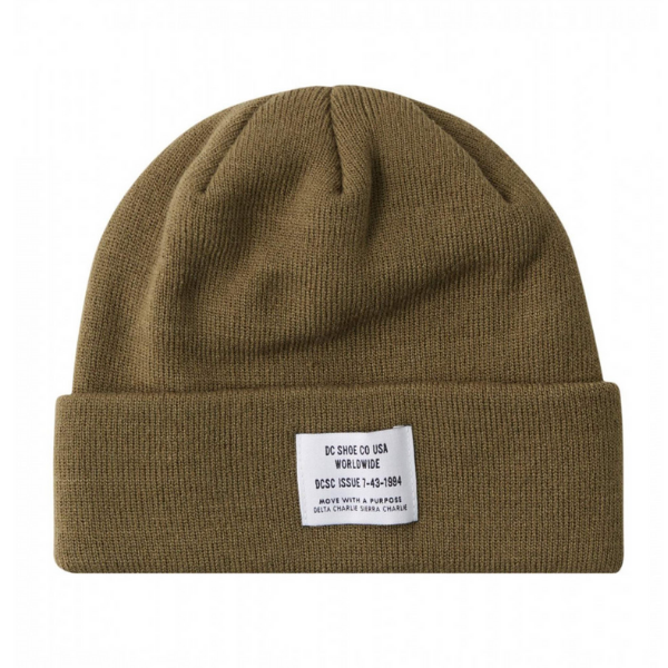 DC - Workman Beanie (Ivy Green)