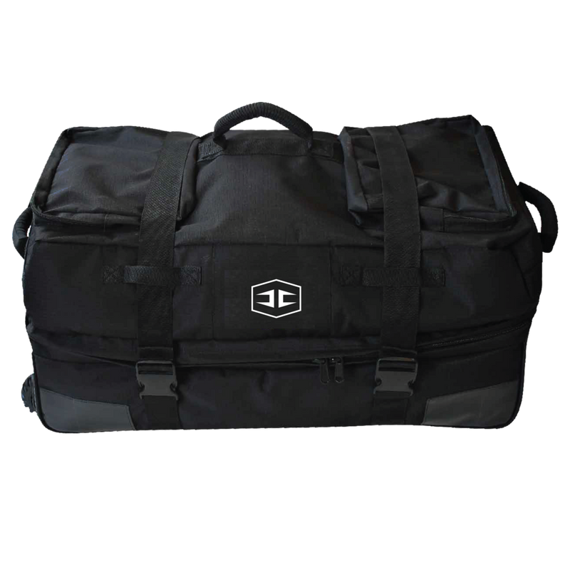 Hurricane - Travel Bag with wheels (Black)