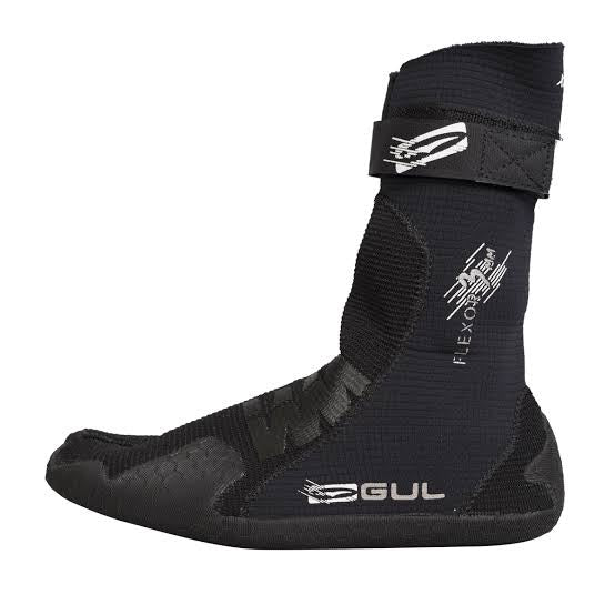 Gul - Flexor 3mm Split Toe Boot (Black)