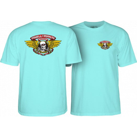 Powell Peralta - Winged Ripper Tee (Celadon)