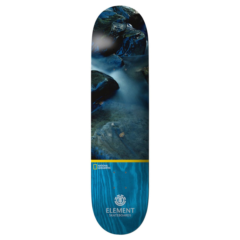 "Element - Nat Geo Water 8.2"" Deck"