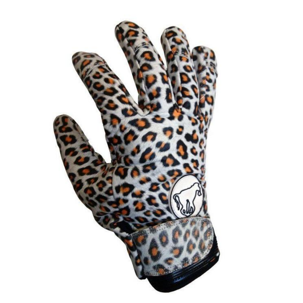 Baboon Boards - Sliding Gloves (Leopard)