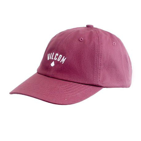 Volcom - Volcom Dad Hat (Wine)