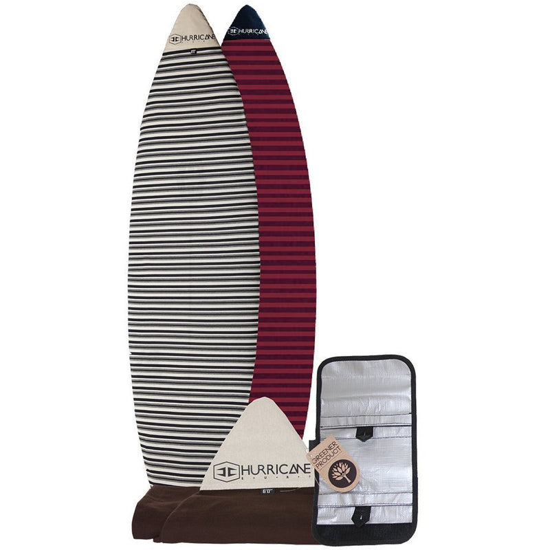 Hurricane - Fish Board Stretchy Sock 6'6