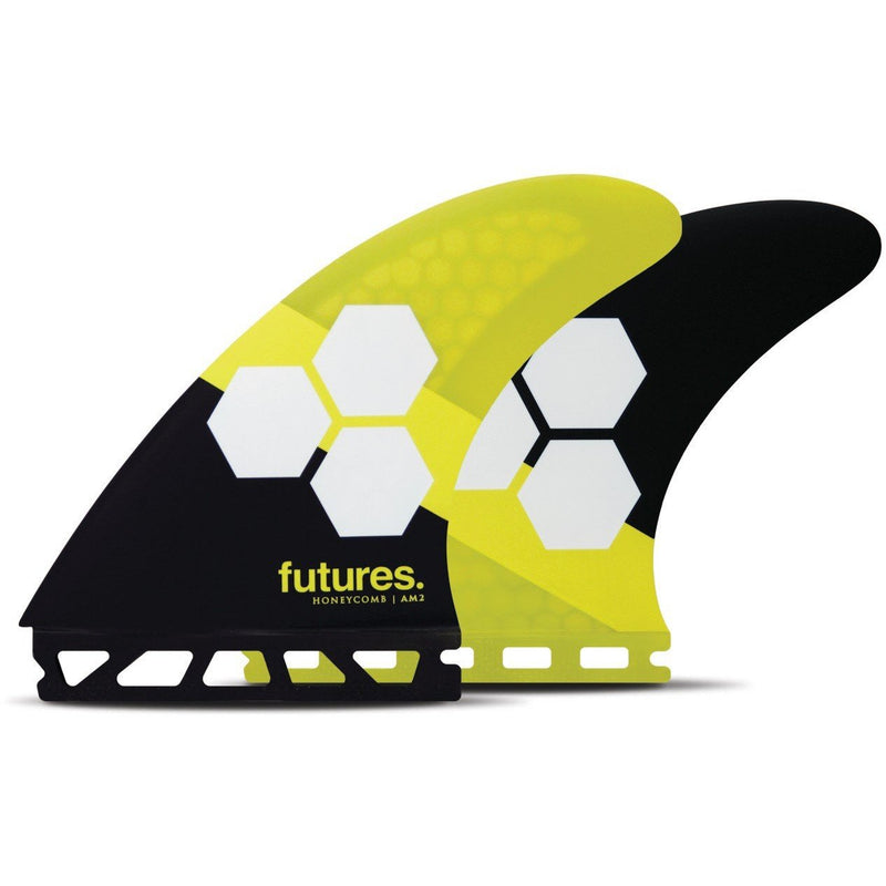 Futures - Honeycomb AM2 Thrusters (Yellow/Black)