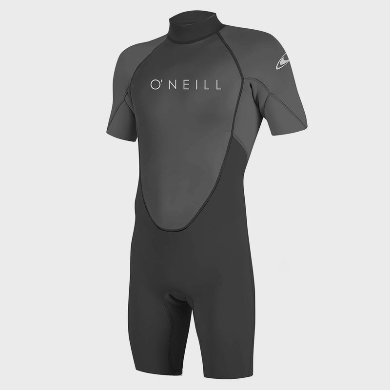 O'Neill - Reactor 2mm S/S Spring Suit (Black/Graphite)