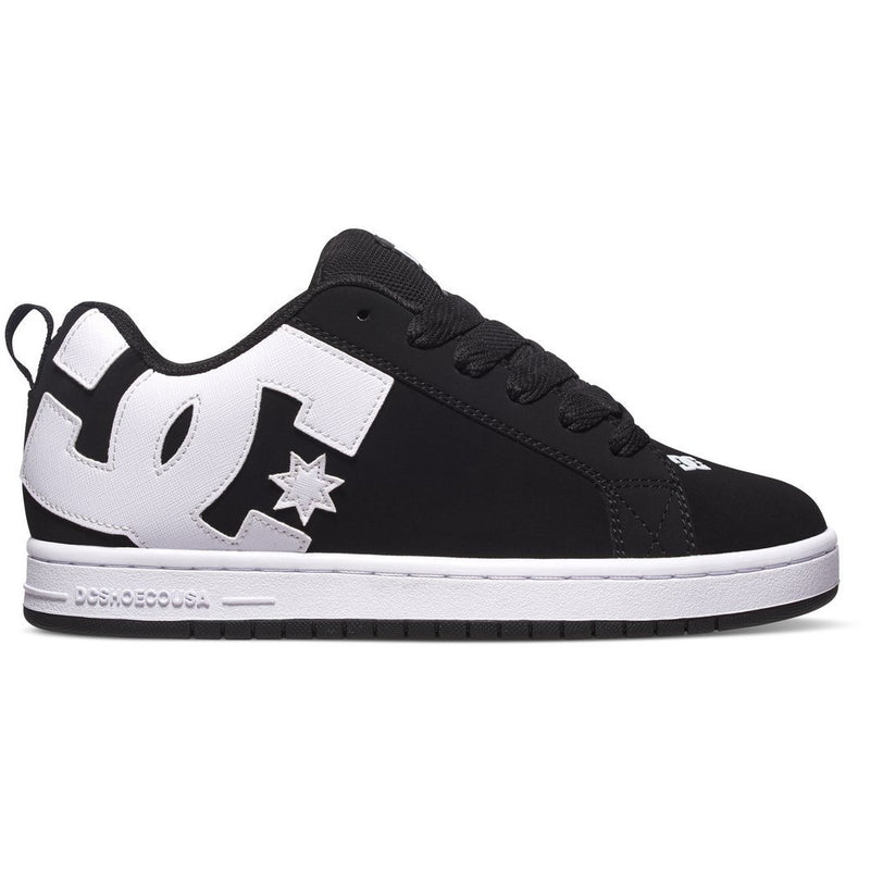 DC - Court Graffik (Black)