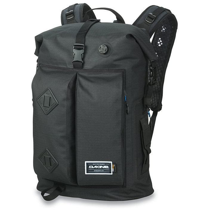 Dakine - Cyclone II 36L Wet/Dry Backpack (Black)