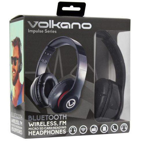 Volkano - Impulse Series Bluetooth Headphones