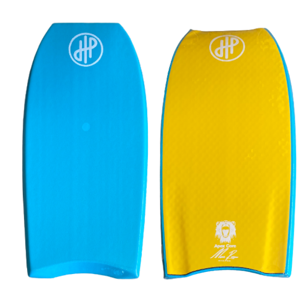 "HandPicked - 40"" Bodyboard (Blue/Yellow)"