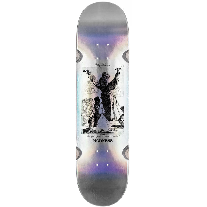 "MAD - Kreiner Hail Impact Light 8.25"" Deck (Holograph)"