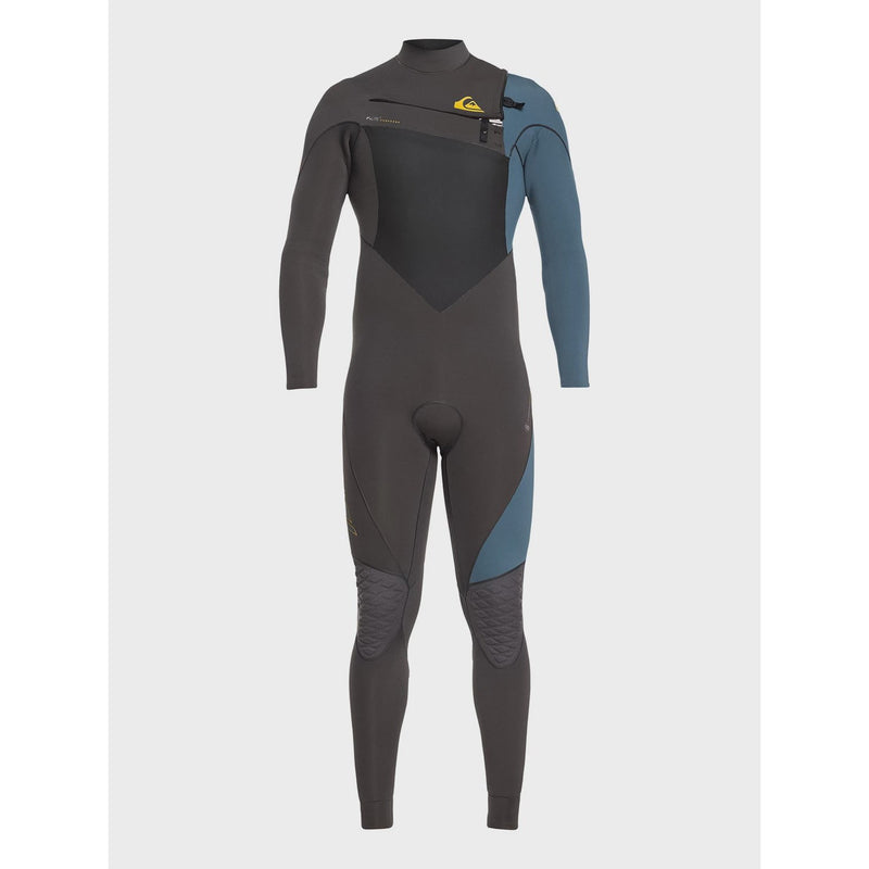 Quiksilver - 4/3mm Highline Plus Chest Zip Wetsuit