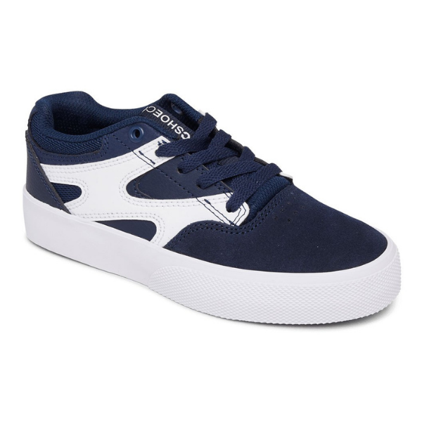 DC - Youth Kalis Vulc (Navy/White)