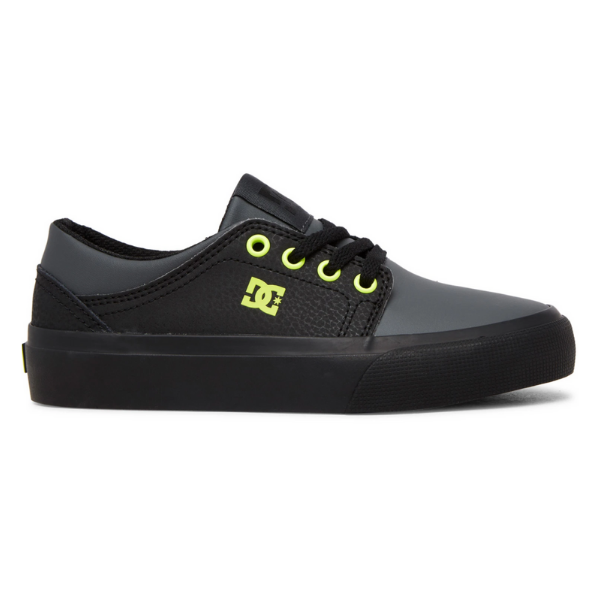 DC - Trase Youth (Black/Yellow)