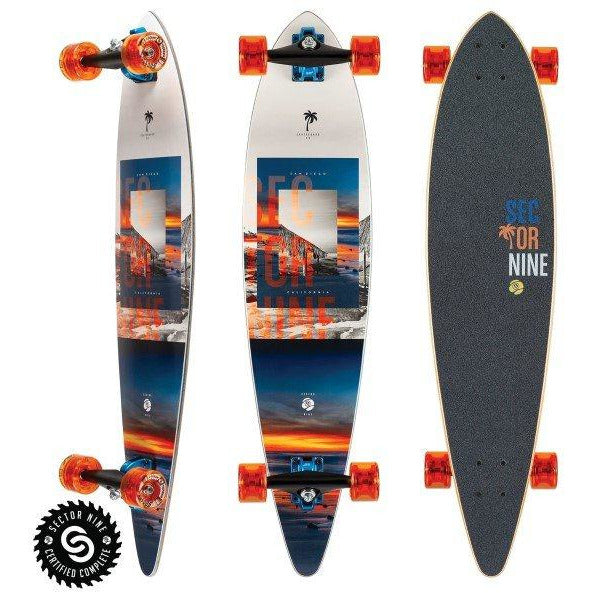 "Sector 9 - Jewel Merchant Complete 38.0"" x 8.75"""
