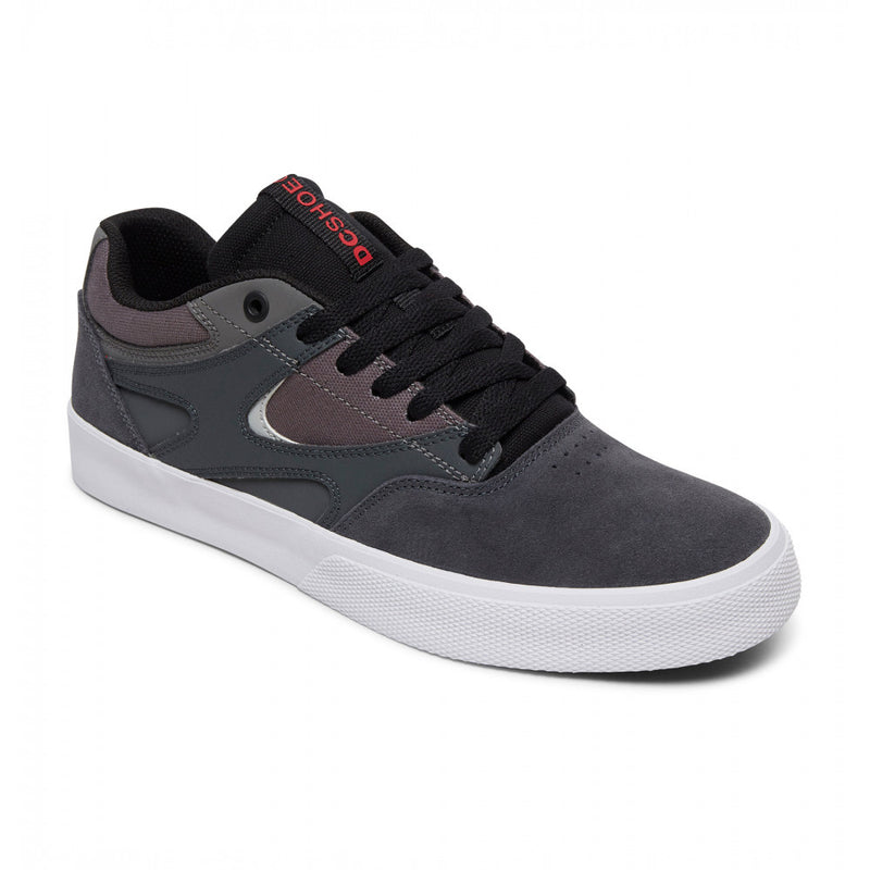DC - Kalis Vulc (Grey/Black/Red)