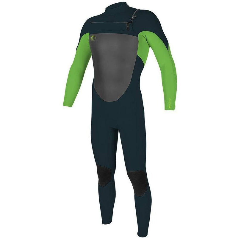 O'Neill - Youth O'Riginal 4/3mm CZ Full Suit (Slate/Slate/Dayglo)