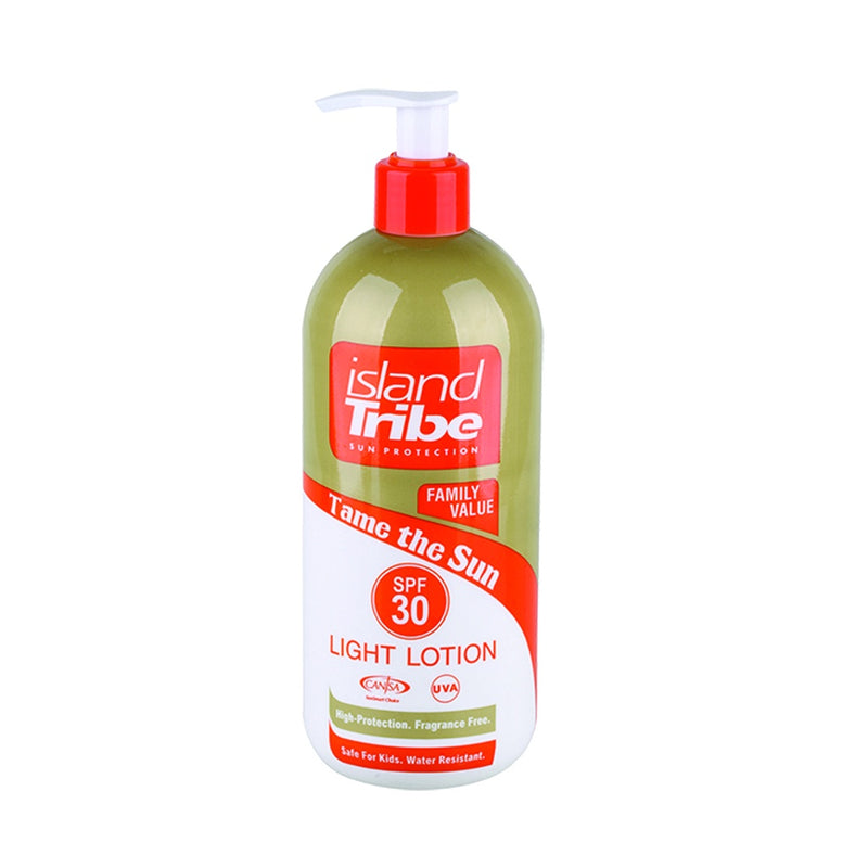 Island Tribe - SPF30 Light Lotion 450ml