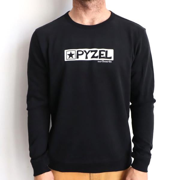 Pyzel - Long Sleeve Fleece (Black)