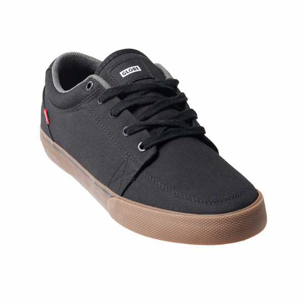 Globe - GS Shoes (Black/Tobacco)