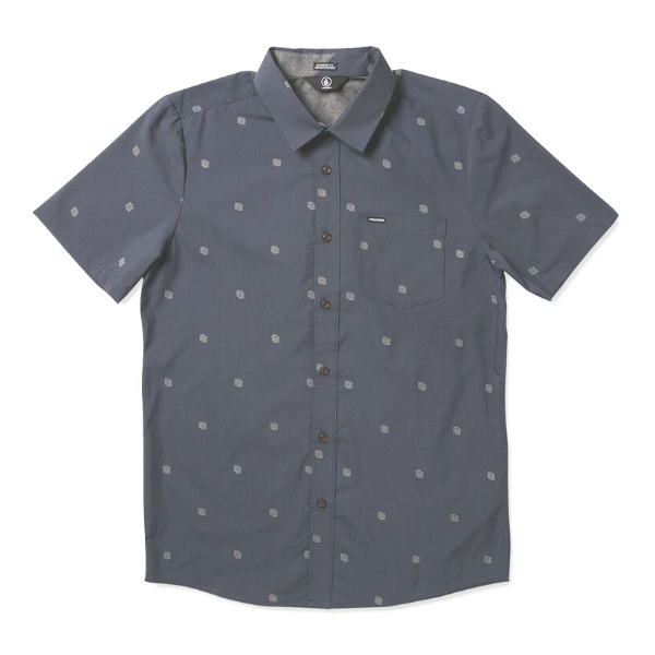 Volcom - Frequency Dot Tee (Midnight Blue)