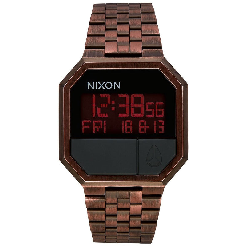 Nixon - The Re-Run (Antique Copper)