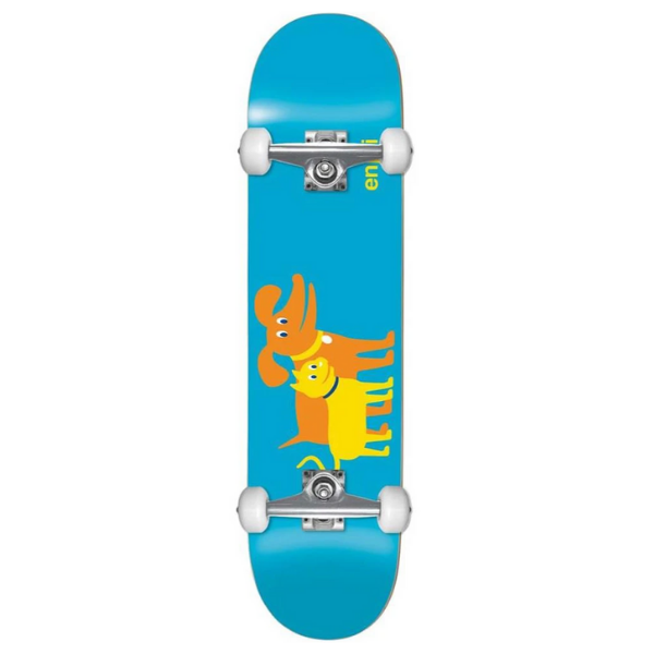 "Enjoi - Cat Dog 7.0"" (complete)"