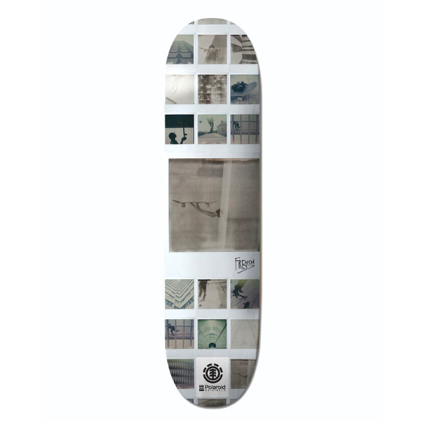 "Element - Polaroid Fred 8.5"" Deck"