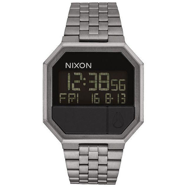Nixon - The Re-Run (All Gunmetal)