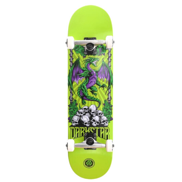 "Darkstar - Levitate Complete 8.0"" (Lime Green)"
