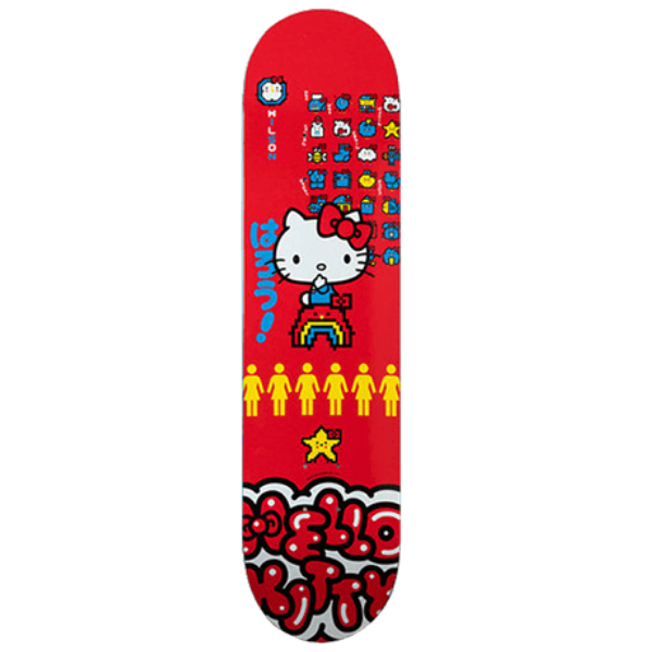 "Girl - Hello Kitty Sanrio 8.0"" Deck"