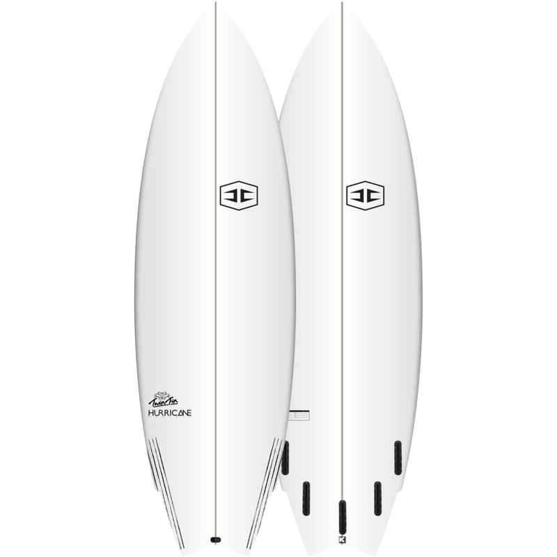 Hurricane - The Twin Fin (Performance Board)