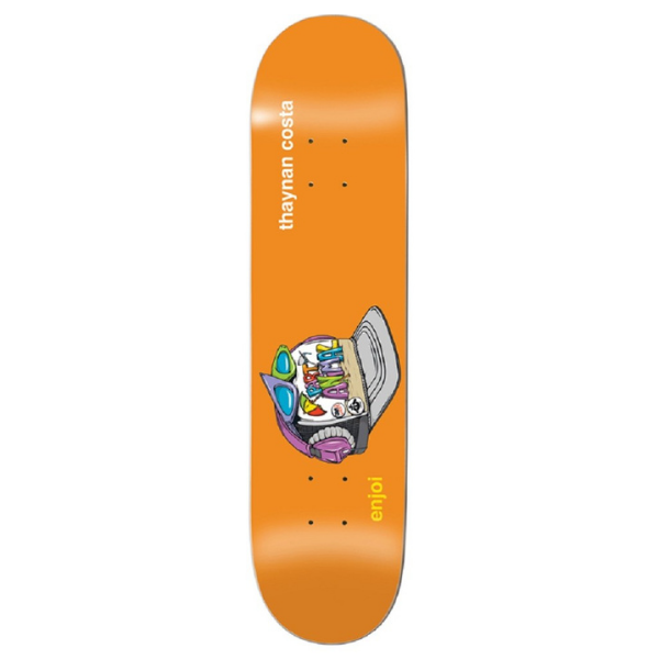 "Enjoi - Thaynan Snap Back 8.0"" R7 Deck"