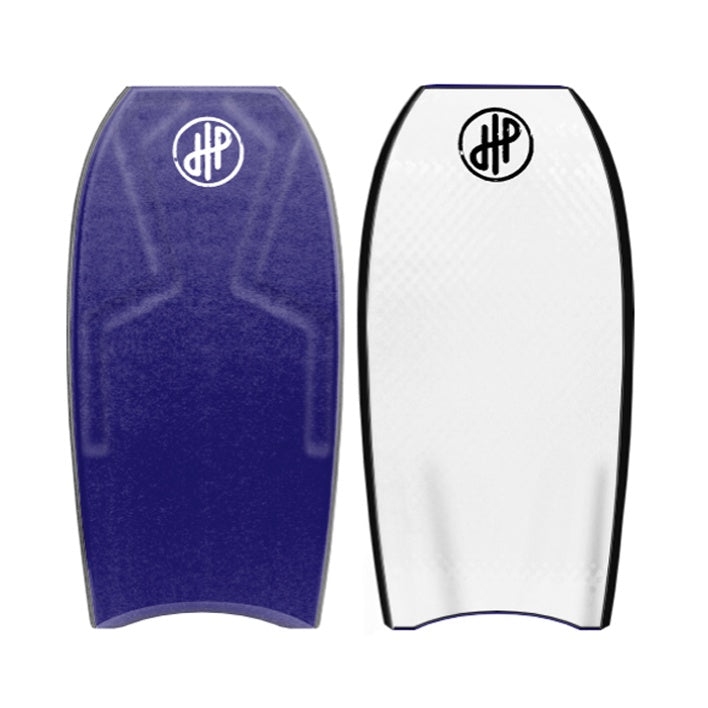 "HandPicked - 41.5"" Bodyboard (Navy/White)"