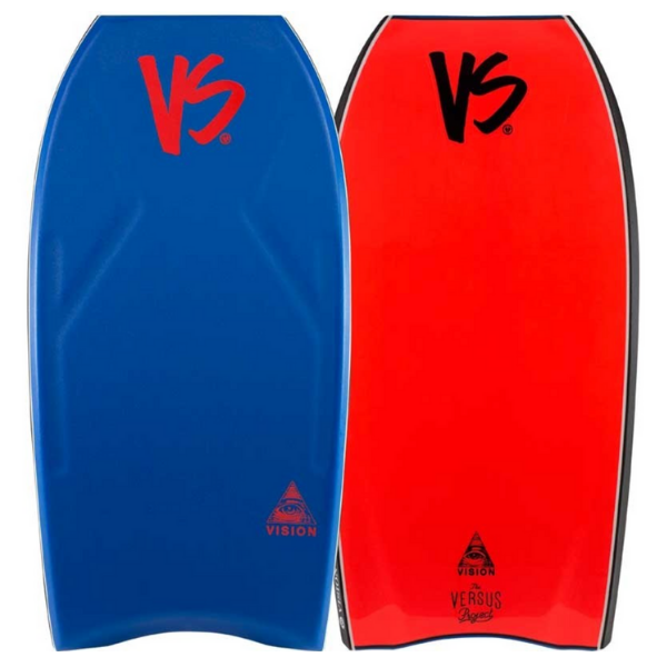 "VS - Vision Ctr 44"" (Royal Blue/Fluro Red)"