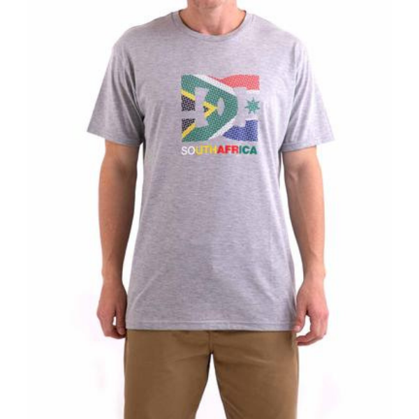 DC - Destination Star Bounce Tee (Heather Grey)