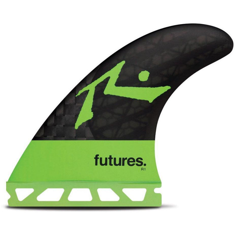 Futures - Blackstix R1 Thrusters (Green)
