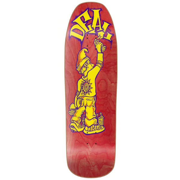 "New Deal - Tagger 9.5"" Deck"