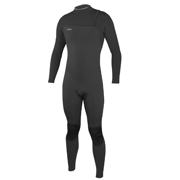 O'Neill - Hyperfreak Comp 4/3 Zipless Suit (Black/Black)