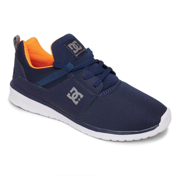 DC - Heathrow (Navy/Orange)