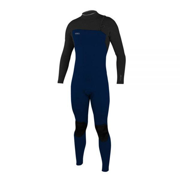 O'Neill - Hyperfreak Comp 4/3 Zipless Suit (Midnight Oil/Graphite)
