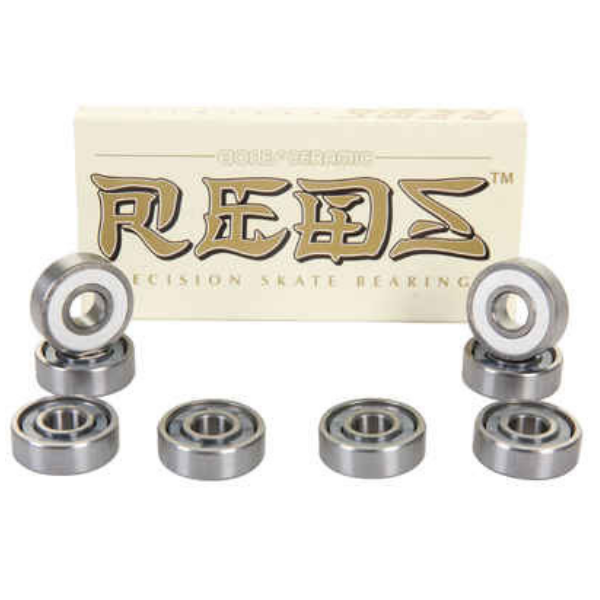 Bones - Reds Ceramics Bearings