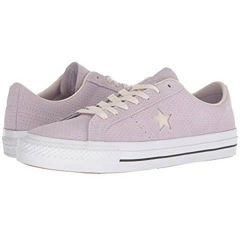 Converse - One Star Pro Perf (Barely Grape/Driftwood)