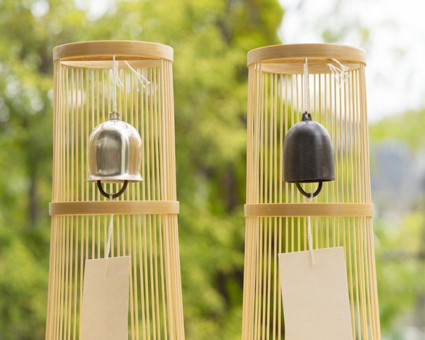 Tabletop Wind Bell 'Furin'