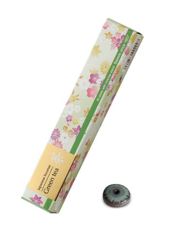 Baieido Matcha Green Tea Incense Sticks