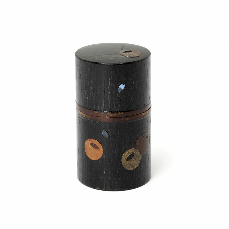 Tsubo tsubo Crest  Cherry Bark Canister