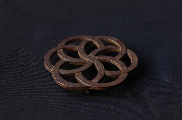Cast Iron Trivet / Pot Stand by Simplicity